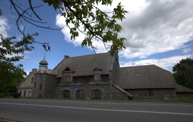 Nemiroff old distillery