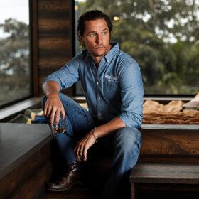 Wild Turkey Matthew McConaughey