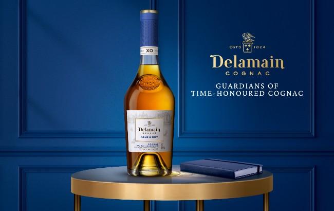DELAMAIN Pale and Dry Cognac
