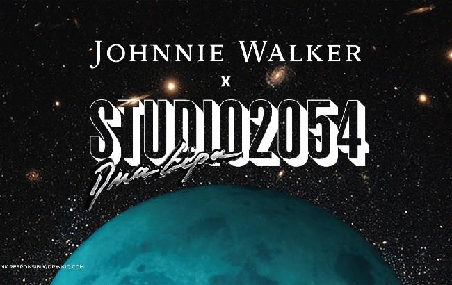Dua Lipa Johnnie Walker
