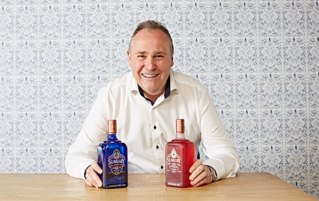 Mike Carthy, co-founder of Spirit of Harrogate