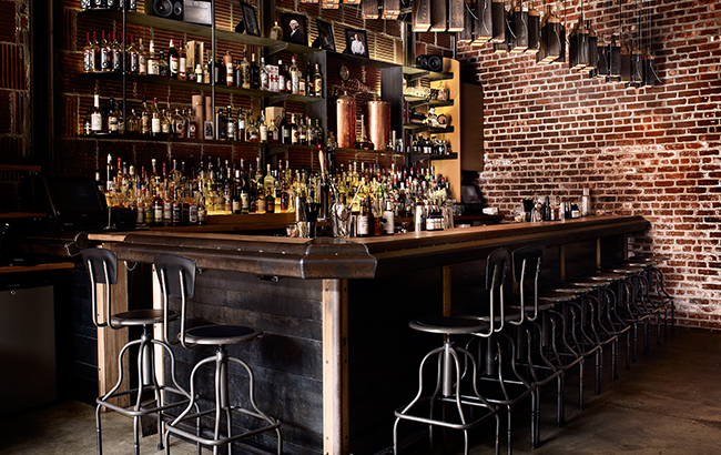 Empty chairs: many bars have been forced to close during lockdowns