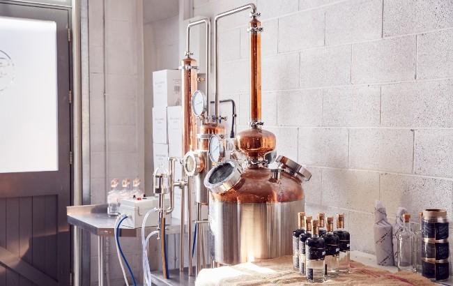 P&O Cruises Gin Distillery