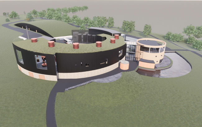 The Cairn distillery in Cairngorms National Park is expected to open by spring 2022