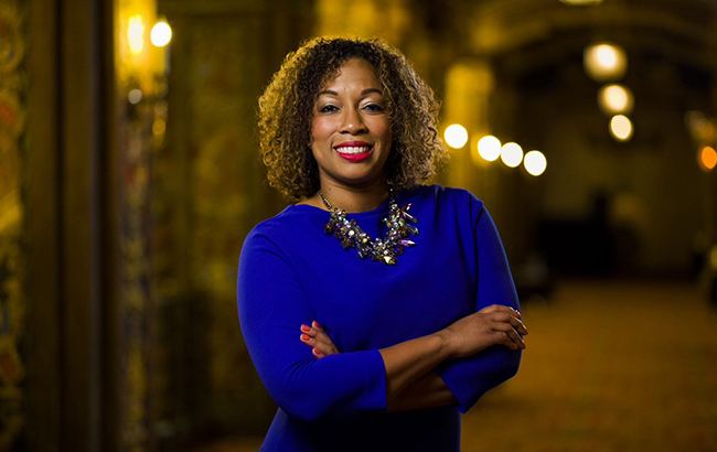 Victoria Russell, Beam Suntory's chief diversity and inclusion officer