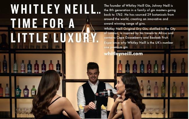Whitley Neill Christmas advert