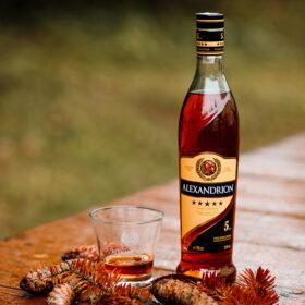 Alexandrion brandy