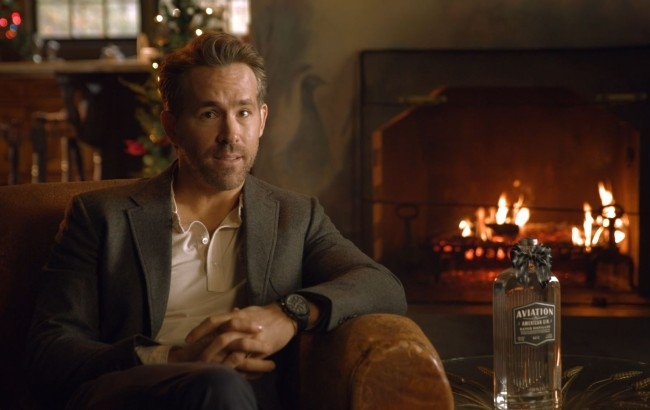 Ryan Reynolds Not Gin Ad