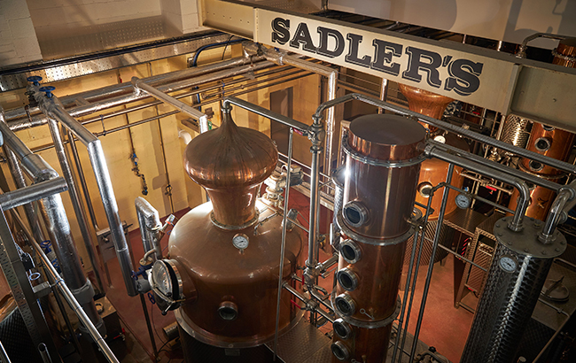 The new facility will produce Peaky Blinder Spiced Dry Gin and Black Spiced Rum