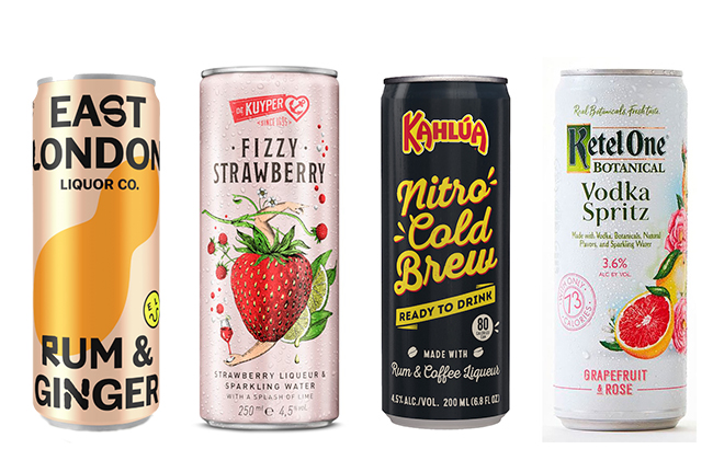 Ready-to-drink products