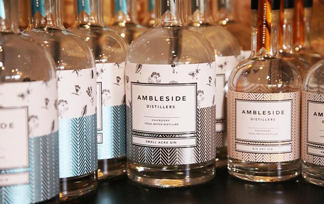 Ambleside Distillers gin