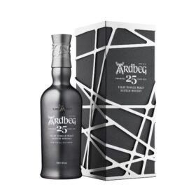 Ardbeg 25 years old whisky