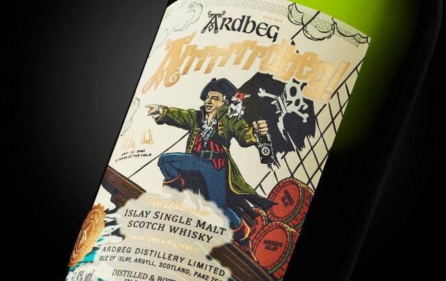 Ardbeg Arrrrrdbeg Scotch whisky
