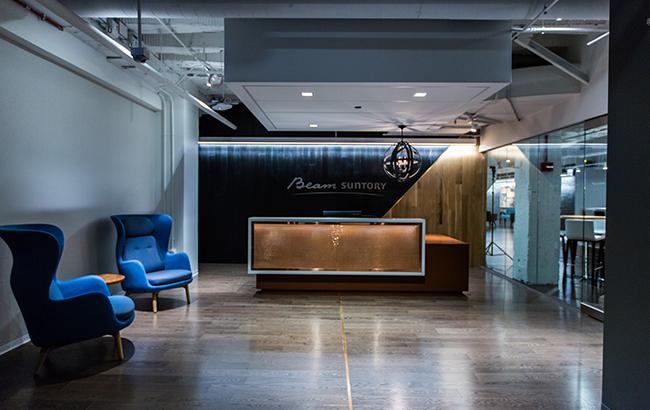 Beam Suntory's Chicago headquarters
