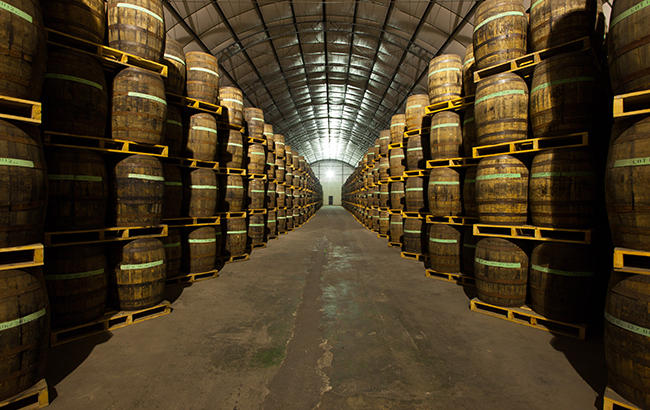 Barrel singing: South Africa's producers are talking up their brandy