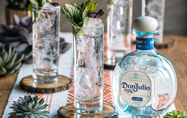 'Superior growth': Don Julio Tequila