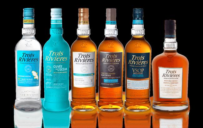 Trois-Rivieres Rum