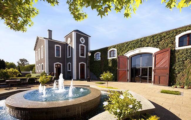 Open for business: Van Ryn's distillery