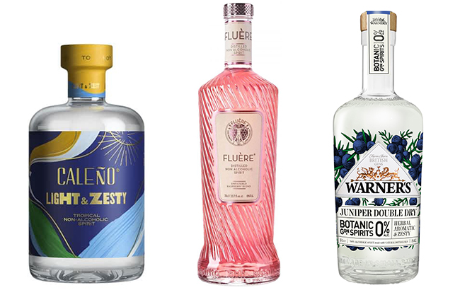 These low- and no-alcohol 'spirits' secured Master medals in our competition