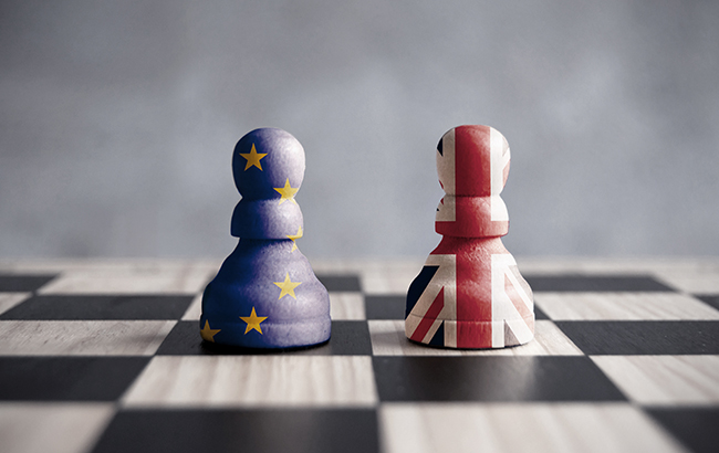 The UK left the European Union this year