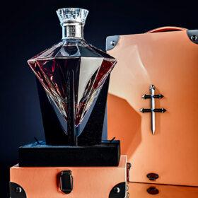 1969 D'Usse bottle