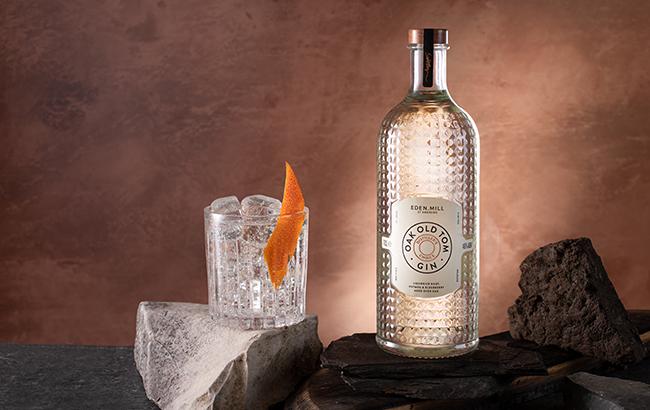 Distiller's Choice Oak Old Tom Gin