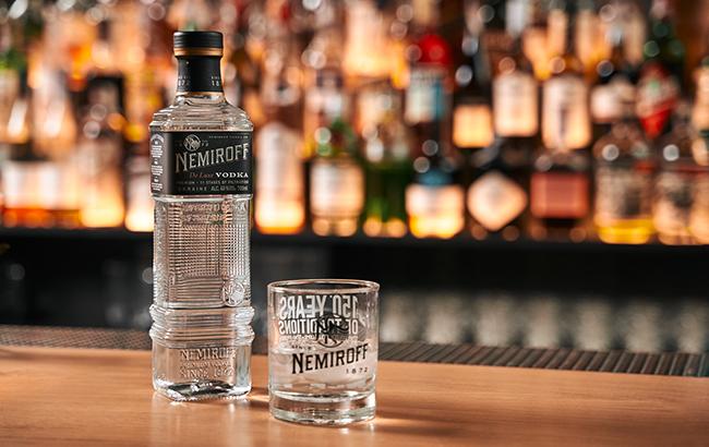 Nemiroff De Luxe Vodka