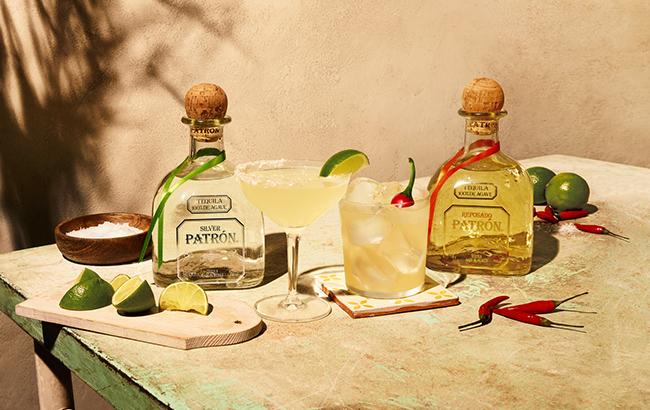 Patrón Margaritas
