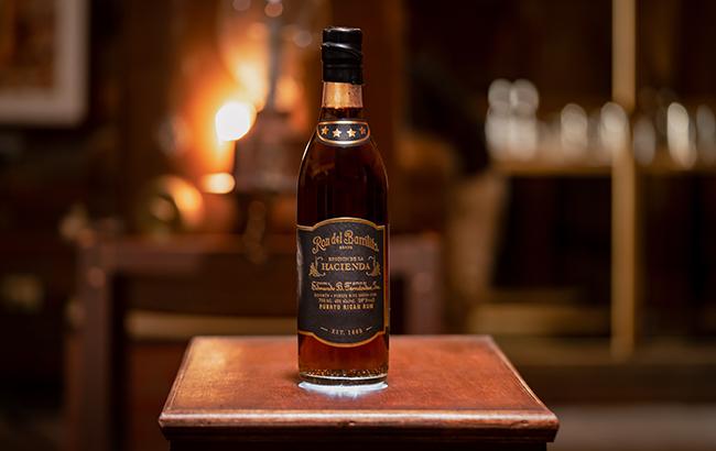 Ron del Barrilito rum