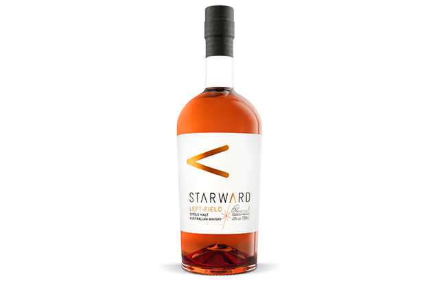 Starward Left-Field whisky