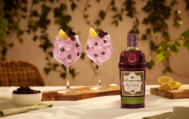 Tanqueray Blackcurrant Royale (1)
