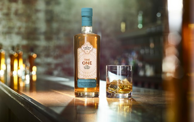 The One Moscatel whisky