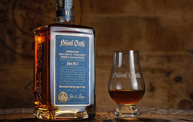Blood Oath Pact 7 Bourbon