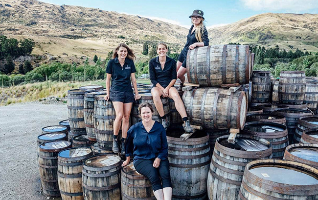 New Zealand's Cardrona Distillery
