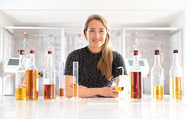 Deirdre O'Carroll joined Jameson maker Irish Distillers in 2012