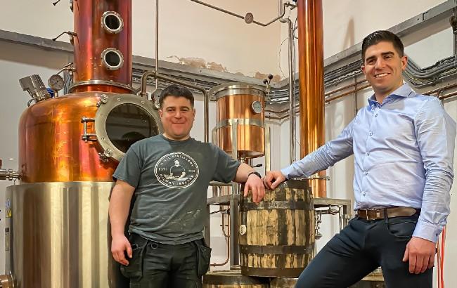 Micel Distillery Galway