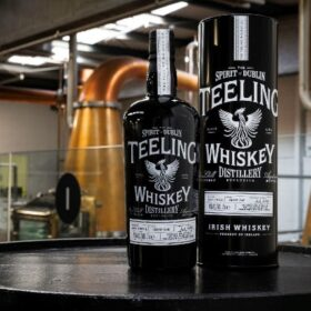 Teeling unveils St Patrick's Day whiskey