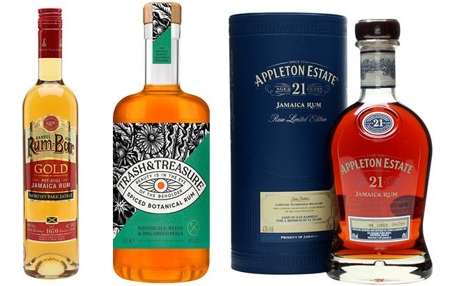 award-winning rums