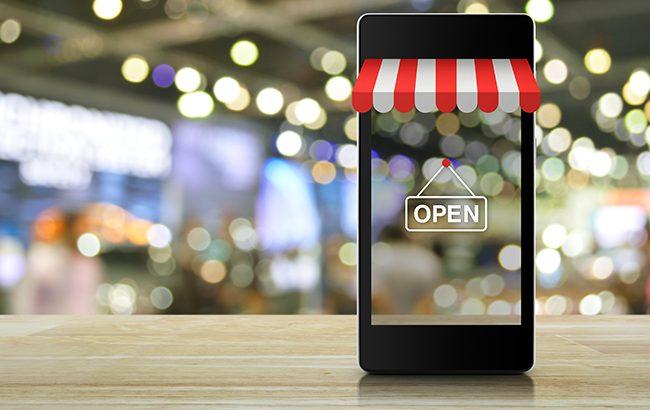 E-commerce platforms assist brands in moving online