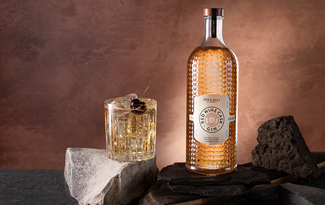 Eden Mill Red Wine Cask Aged Gin