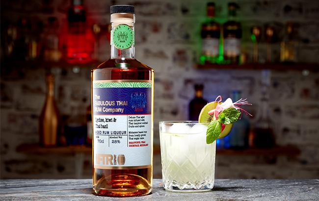 Fabulous Thai Rum Co liqueur