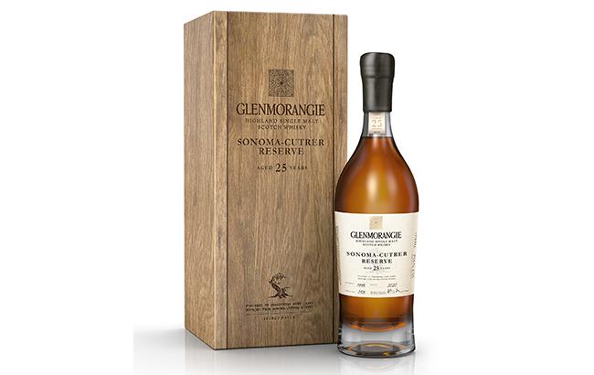 Glenmorangie Sonoma-Cutrer Reserve whisky