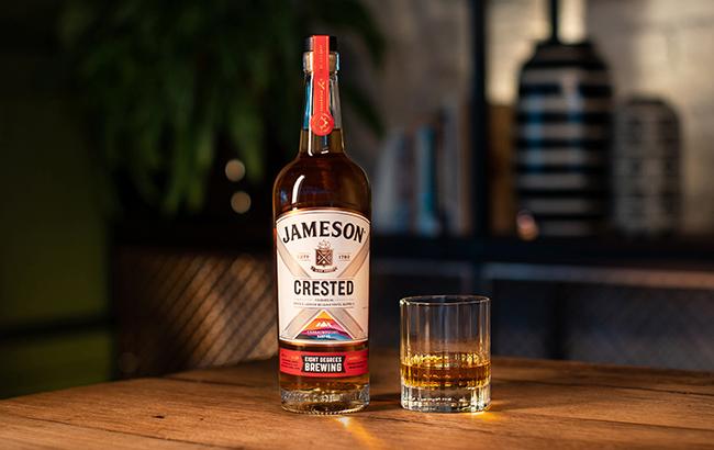 Jameson Crested Devil's Ladder