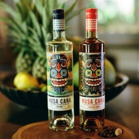 Nusa Cana rum crowdfunding