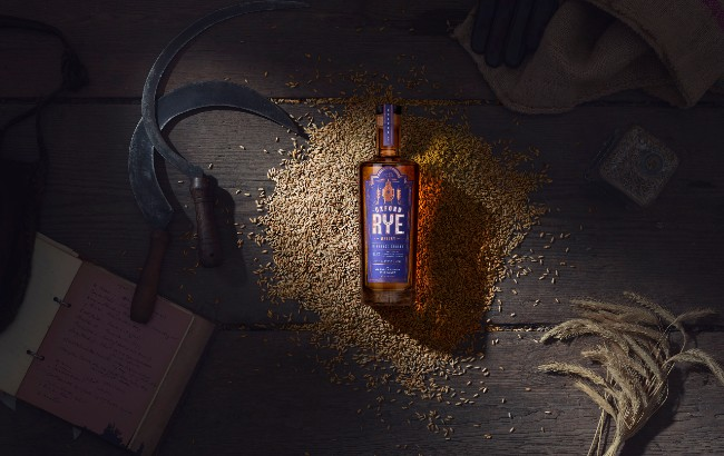 Oxford Rye whisky