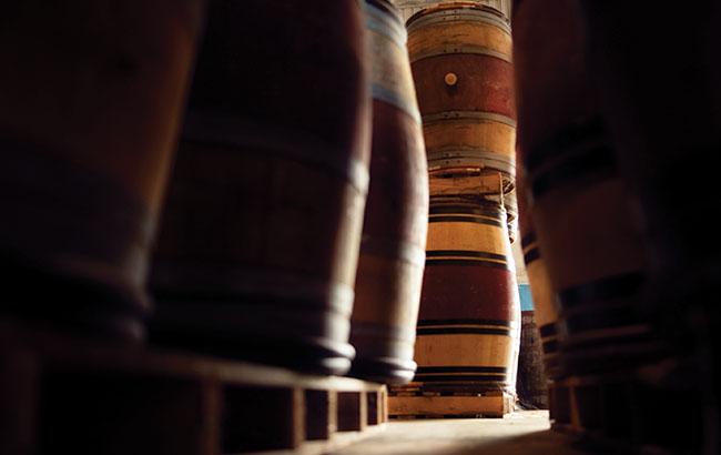Barrels at Renegade