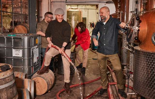 East London Liquor Company reaches crowdfunding target