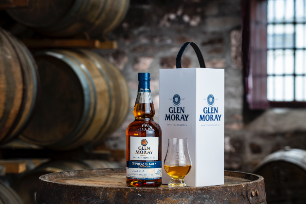 Glen Moray Private Cask Collection
