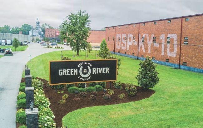 Green River Distilling Co