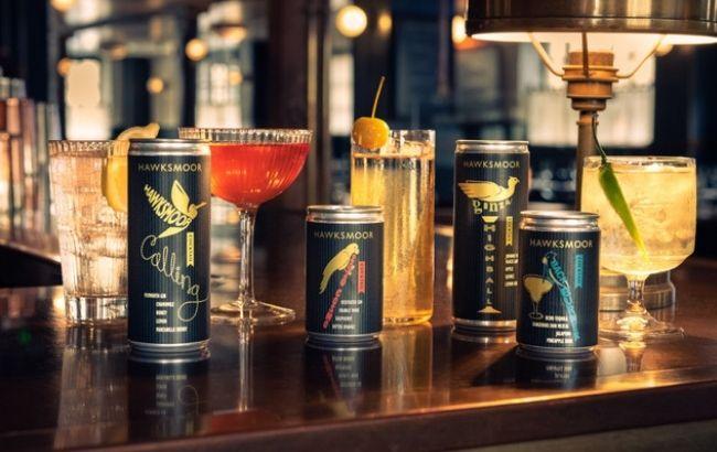Hawksmoor cocktails at home